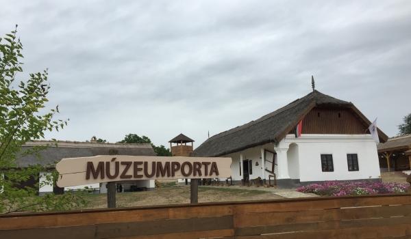 Bodrogközi Múzeumporta Cigánd
